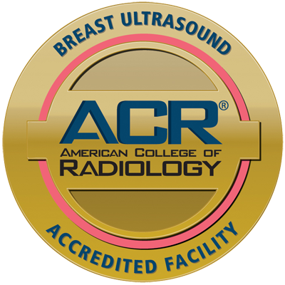 Breast Ultrasound Accreditation Seal