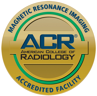Magnetic Resonance Imaging Accreditation Seal