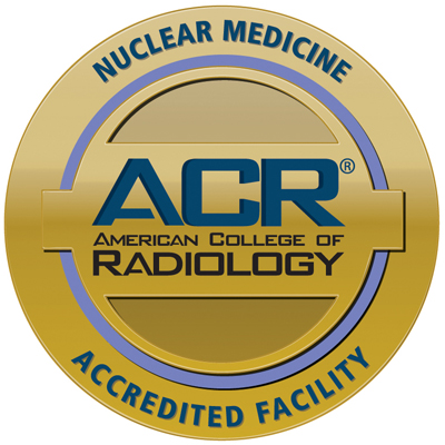 nuclear medicine accreditation seal