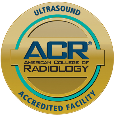 ultrasound accreditation seal